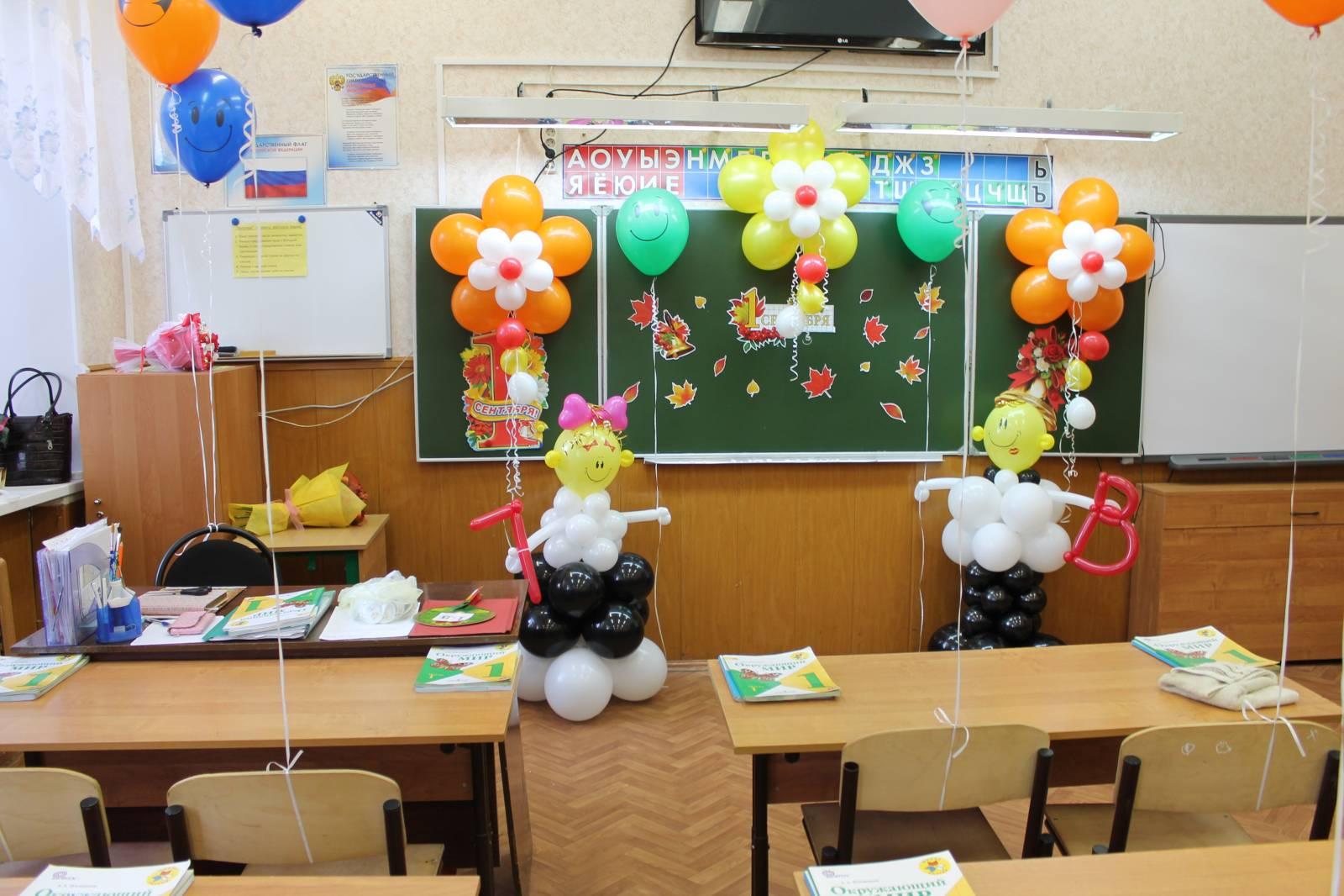 Как сделать и украсить класс
